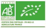 Logo Certifié Agriculture biologique  Firstpellets